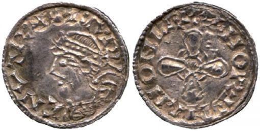 Harthacanute (1035-1042), Penny