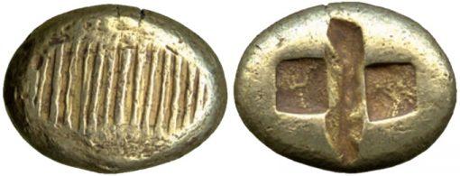 Ionia Electrum Stater (c.650-600 BC)