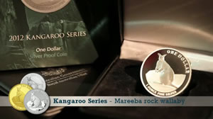 Royal Australian Mint Kangaroo products