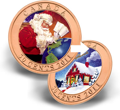 Royal Canadian Mint S Newest 2011 2012 Collector Coins