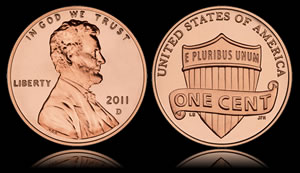2011-D Lincoln Cent