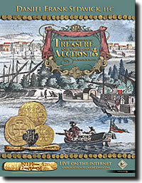 Sedwick Treasure and World Coin Auction #10 Catalog