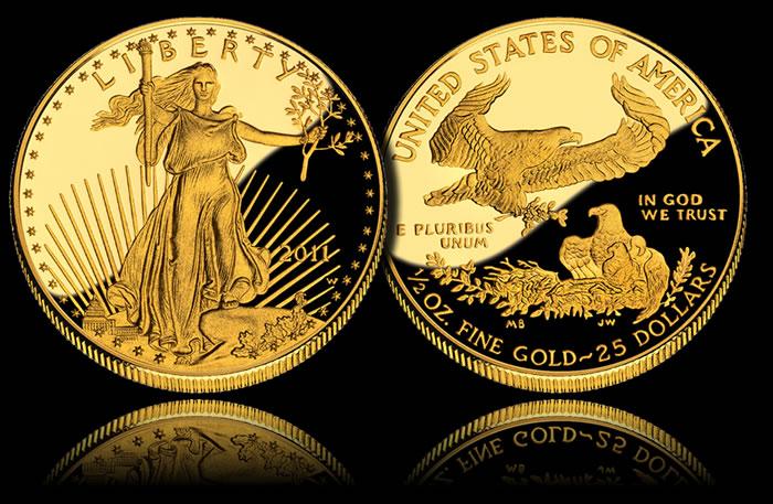 Us Mint Sales American Eagle Proof Coins Outperform