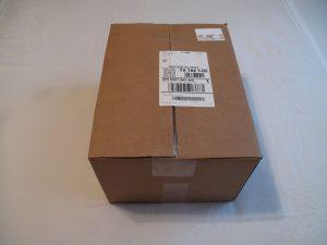 American Silver Eagle 25th Anniversary Set Shipping Box