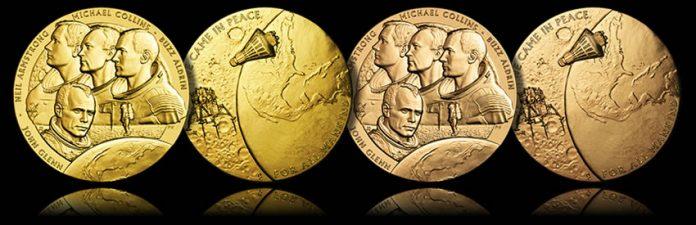 New Frontier Bronze Medals