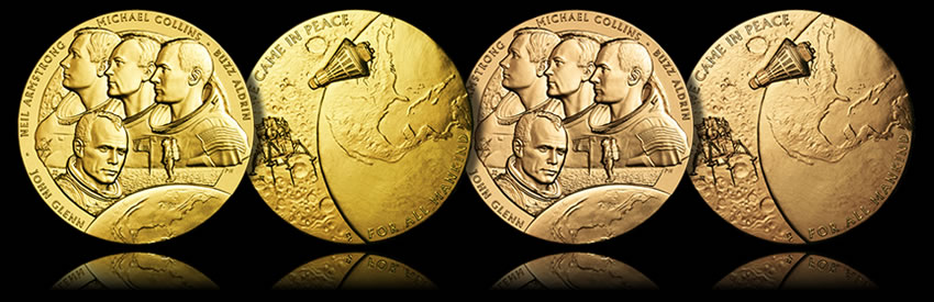 neil armstrong medals - photo #26