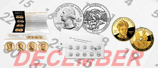 Upcoming US Mint Product Releases