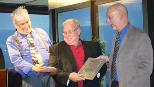 Julian Leidman, Ken Starrett and Jeffrey Bernberg