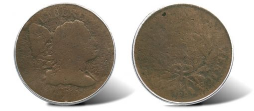 Plain Edge 1795 S-79 Large Cent