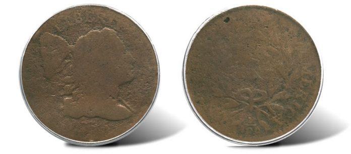 Plain Edge 1795 S-79 Large Cent