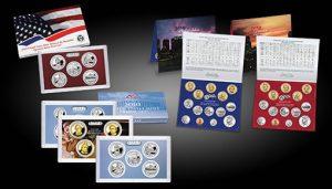 US Mint 2010 Annual Sets