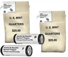2012 El Yunque Quarter Rolls and Bags