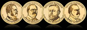 2012 Presidential Dollars
