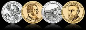 2012 U.S. Coins