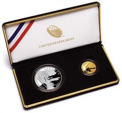 2012 Star-Spangled Banner Two-Coin Proof Set