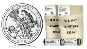 El Yunque Quarter Bags and Rolls