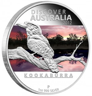 Kookaburra Silver Proof Coin