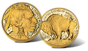 2012 American Buffalo Gold Proof Coin