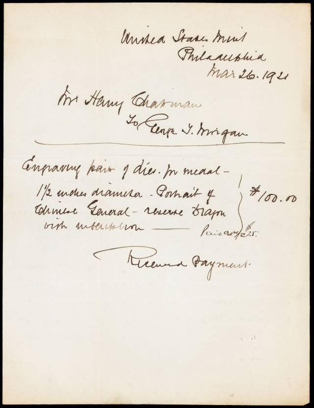 1916 chinese dragon gold dollars struck at u s mint in philadelphia