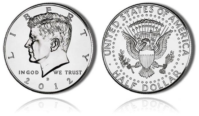 John F. Kennedy Half Dollar