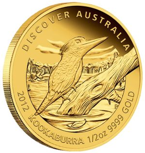 Kookaburra Gold Proof Coin