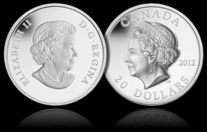 Queen Elizabeth II Ultra-High Relief Silver Proof Coin