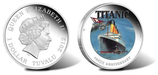 RMS Titanic Coin