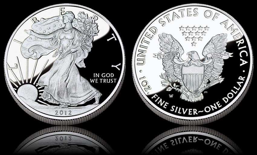 Oz American Silver Eagles