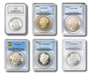 Morgan Dollar Collection Policy Updates To Enhance Coins Experience On Ebay Coin News