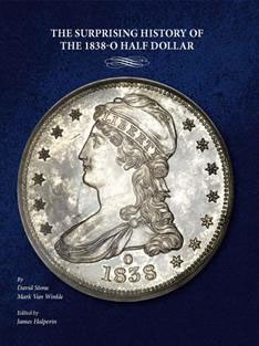 1838-O Half Dollar Booklet