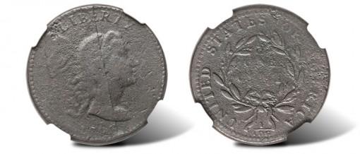 1793 Large Cent Liberty Cap