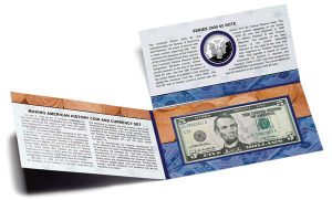 Making American History Coin & Currency Set Tops 50,000
