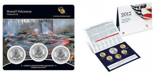 Hawai'i Quarters Set, Annual Uncirculated Dollar Coin Set