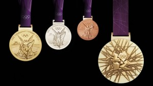 London 2012 Olympic and Paralympic Medals