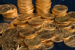 Bullion Gold Eagle Coins