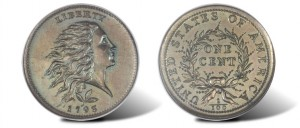 1793 1C Wreath Cent