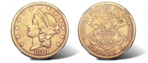 1870-CC double eagle