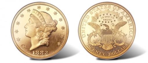 1882 double eagle