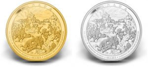 2012 Canadian Coins Depict Battle of Queenston Heights