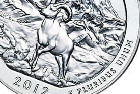 Denali bullion coin