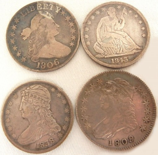 Early US coins