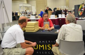 Mike Fuljenz at Meet the Author, ANA Dallas 2012