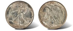 1919-D Half Dollar Highlights Legend-Morphy's $3M Regency Auction
