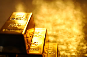 Gold Settles at 10-Day High