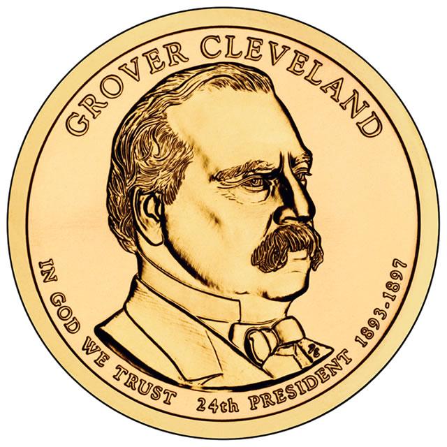 BU UNC 2012 United States US 21st Presidents Chester Arthur dollar $1 coins P