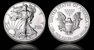 2012 American Eagle Silver Bullion Coin