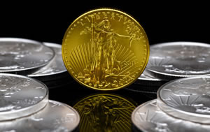 American Eagle Gold and Silver Coins