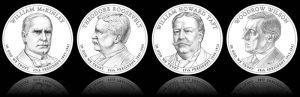 2013 Presidential $1 Coin Designs