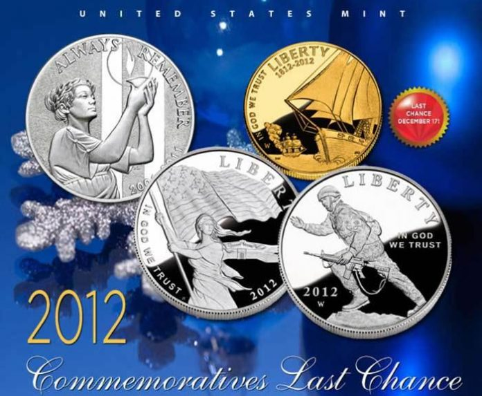 US Mint Last Chance Sale Products