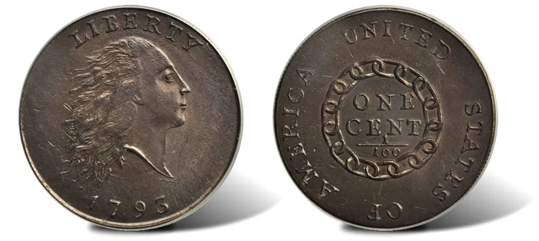 Download 1793 chain cent